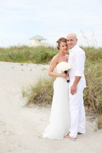 Small Miami Beach Wedding